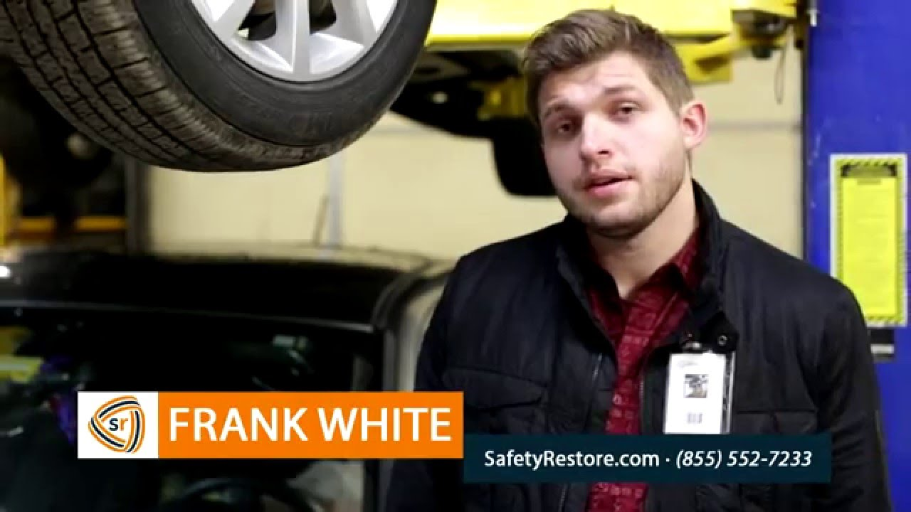 Safety Restore How To Remove Seat Belt Repair Youtube 2007 Buick Lacrosse Wiring Diagram
