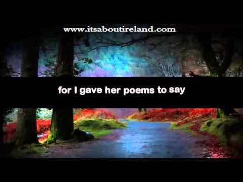 Raglan Road With Lyrics Performed By Luke Kelly Youtube
