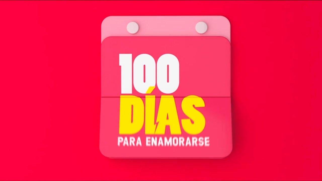 100 Dias Para Enamorarse Estreno Lunes 9 De Diciembre Mega