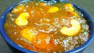 கச அலவ சவயக சயவத எபபட   Easy Kasi Halwa Recipe in Tamil