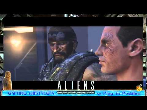 Aliens Colonial Marines (PC) - Ending w Deletion