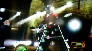 guitar hero smash hits through the fire and the flames 94% expert guitar