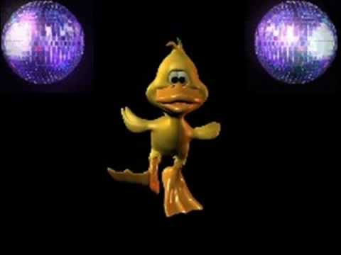 Disco Duck - Donald Duck & Rick Dees