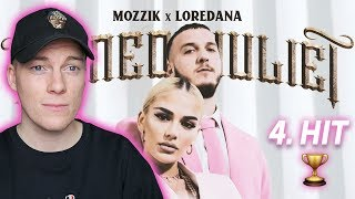 🏆 Alles passt: Mozzik x Loredana 💘 ROMEO & JULIET 💘 prod. by Miksu & Macloud Reaction/Reaktion