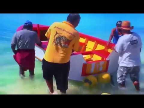 KIRIBATI IS BEING AFFECTED BY THE RISING SEAS