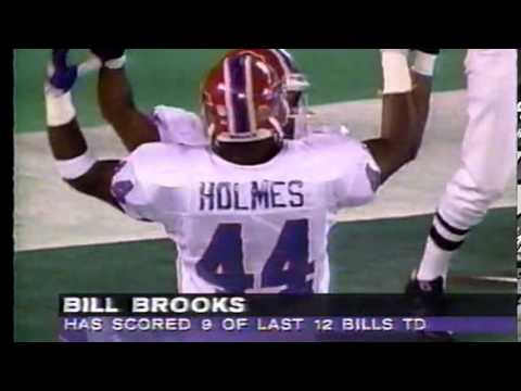 Buffalo Bills vs. New York Jets - November 19, 1995