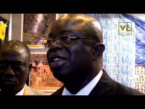 Voices of Leaders Interviews Togo Tourism Officials at Fitur 2015