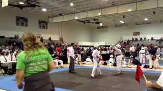 Arwen's 2nd Kumite/Gold (AAU Ft. Pierce)