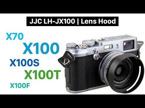jjc-lh-jx100-|-cheap-lens-hood-for-your-fujifilm-x70,-x100,-x100s,-x100t-and-x100f