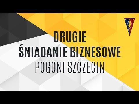 Drugie śniadanie biznesowe Pogoń Szczecin Business Club