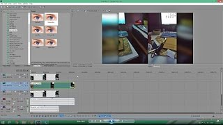 How to place 2 Vertical (portrait mode) videos Side by Side in Vegas Pro