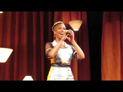 karol conka  teatro rival: saudade
