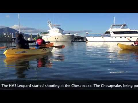 The Chesapeake and Leopard affair