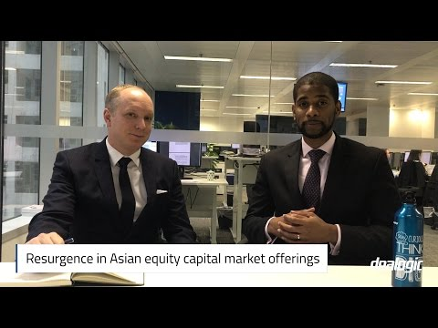 Resurgence in Asian equity capital market offerings