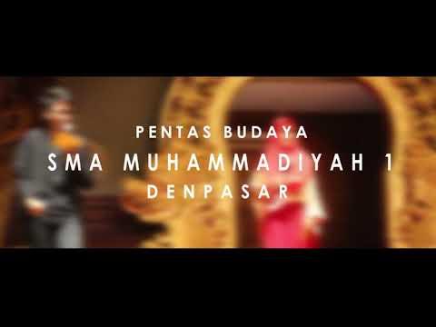 12 December 2017 - Pentas Budaya SMA Muhammadiyah 1 Denpasar ( Cinematic MusicVlog )