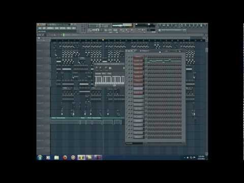 Lil' Wayne-We Be Steady Mobbin' Perfect Remake (FL Studio)