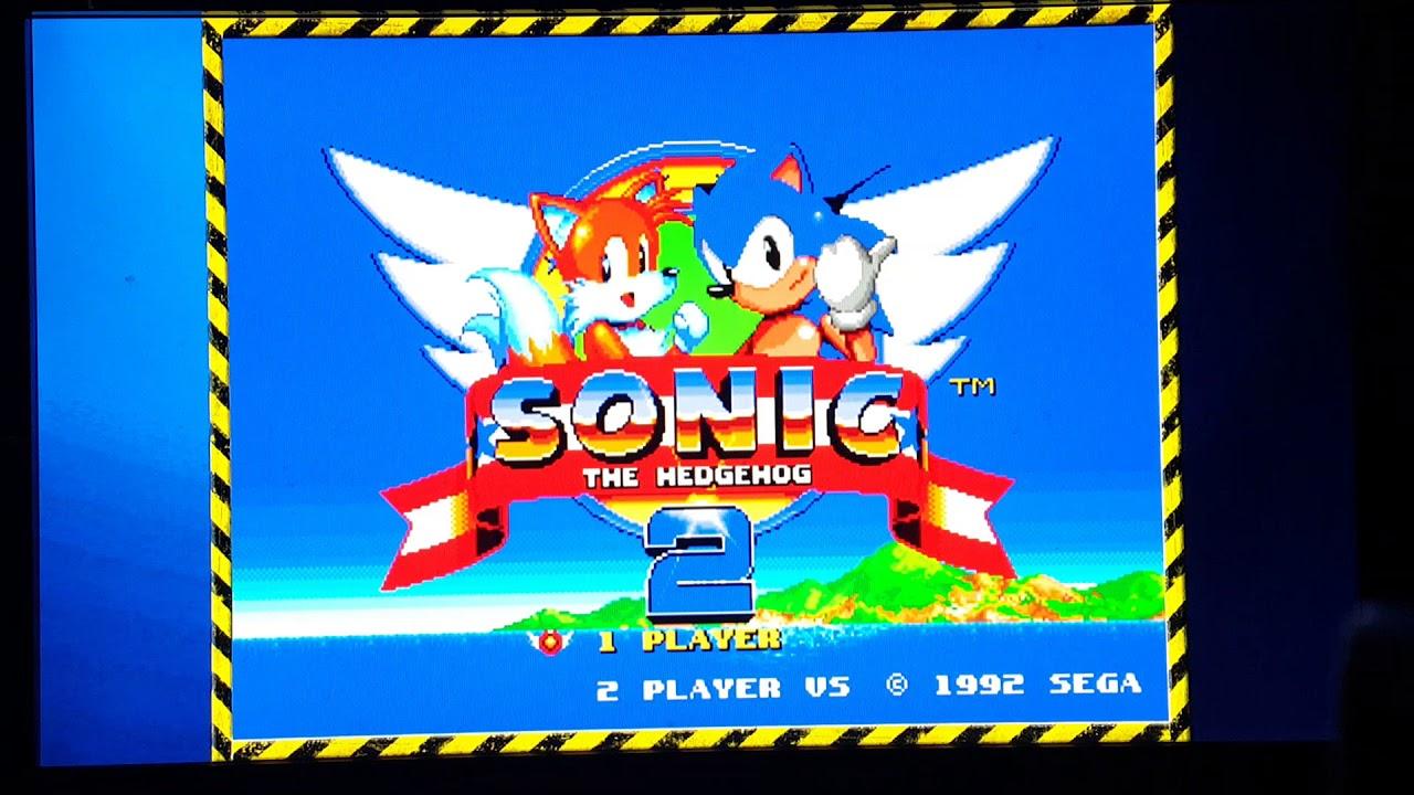 <b>Sonic</b> the Hedgehog <b>2 cheat codes</b> and passwords - YouTube