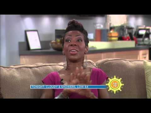Andrea Kelly Interview