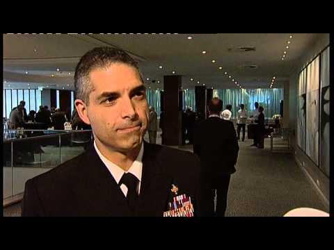 Interview of Scott F. Giberson (U.S. Public Health Service Commissioned Corps, USA)