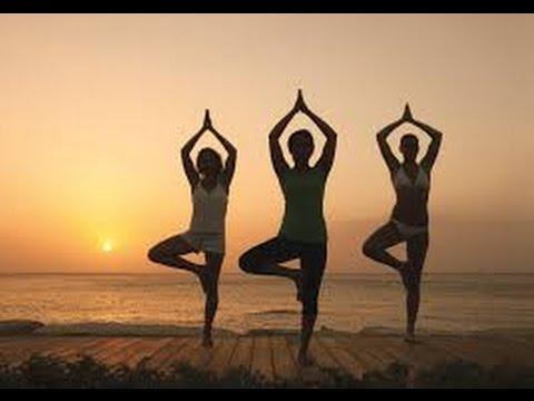 YOGA - Que es Power Yoga - Tercera Practica - Hogar Tv  por Juan Gonzalo Angel