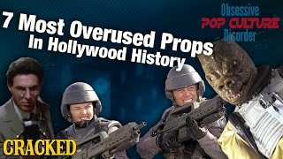 7 Most Overused Props In Hollywood History - Obsessive Pop Culture Disorder