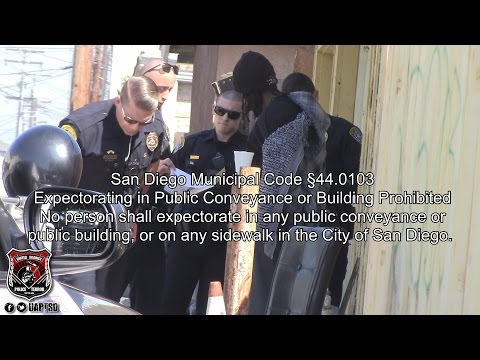 Copwatch | Cop Intimidation | Sgt. Spits | Man Cuffed Searched & Swabbed for DNA