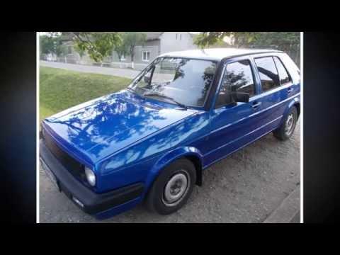 Volkswagen Golf 2, Ventura Project