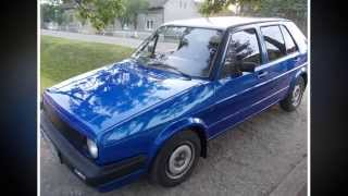Volkswagen Golf 2, Ventura Project