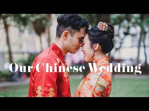 We Got Married In Hong Kong! Chinese Wedding Part 1