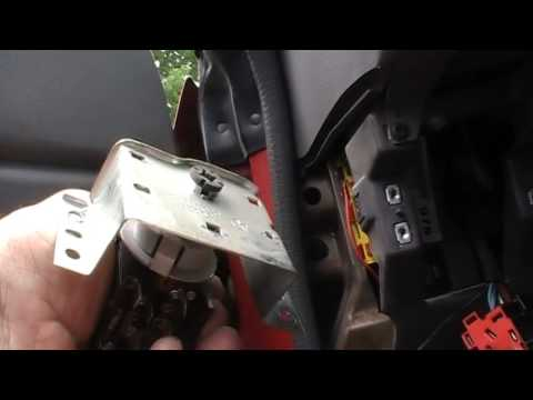 1995 Neon Headlight Switch Replace