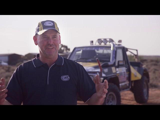Hella Australia - Outback Challenge