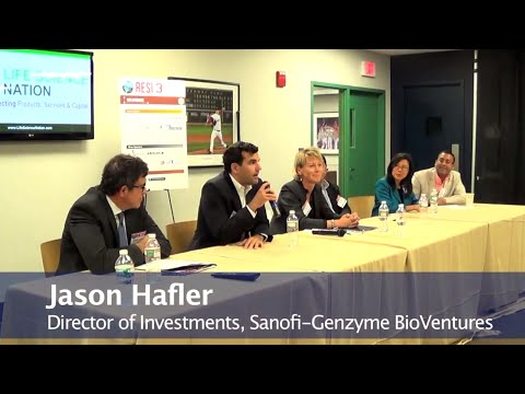 Life Science Nation - RESI 3 Corporate Venture Capital Panel