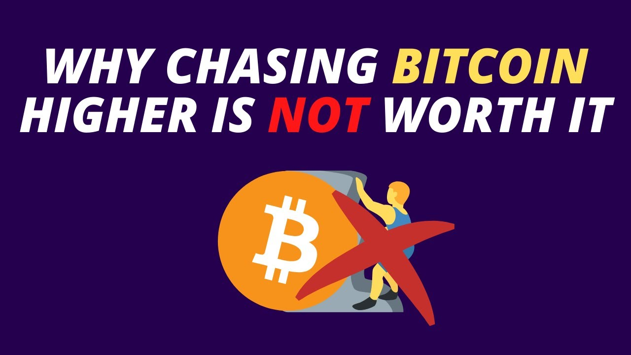 bitcoin not worth it