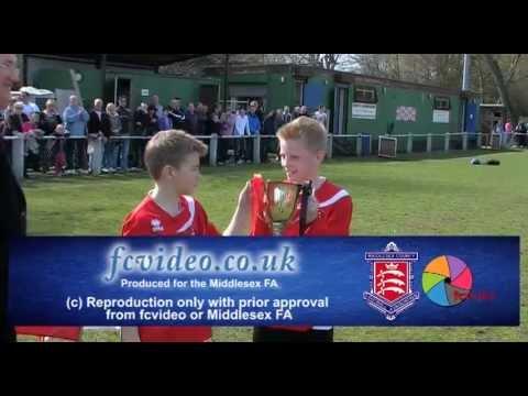 Middx County FA U11s Cup Final 2013