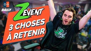 Quand les GAMERS sont FORMIDABLES ! Z Event, les 3 choses à retenir ! - JVCom DAILY