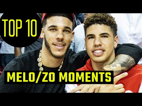 LAMELO AND LONZO – TOP 10 BROTHERLY MOMENTS!