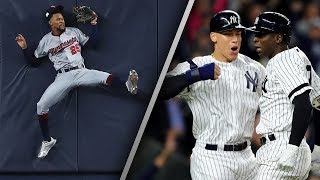 2017 AL WILD CARD GAME RECAP! YANKEES VS. TWINS! MLB POSTSEASON