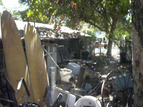 937: Antiques in Pomona L.A., California.