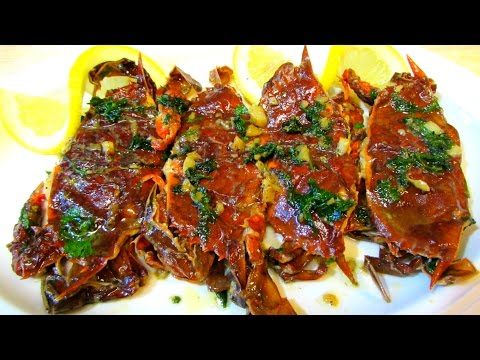 Soft-Shell Crab Recipe | How To Cook Soft-Shell Crabs