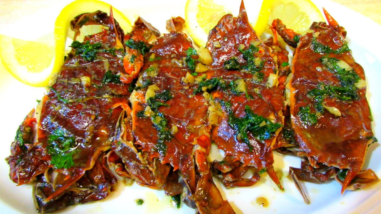 Soft Shell Crab Recipe How To Cook Soft Shell Crabs Youtube