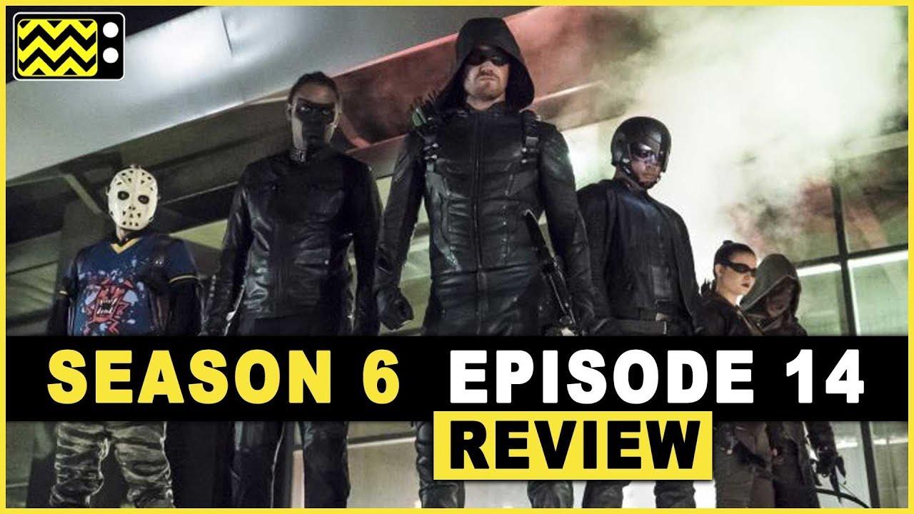 arrow season 6 episode 14