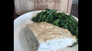 Куриное суфле в духовке: рецепт от Foodman.club