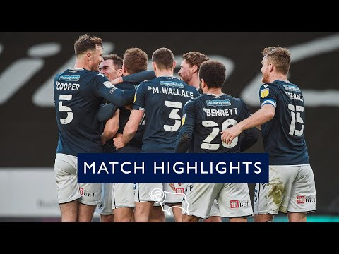 Derby Millwall Goals And Highlights