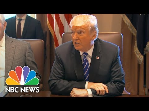 President Donald Trump Announces Designation Of North Korea As State Sponsor Of Terrorism | NBC News