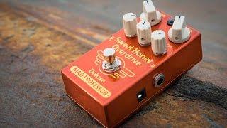 Mad Professor Sweet Honey Overdrive Deluxe demo by Ben Granfelt