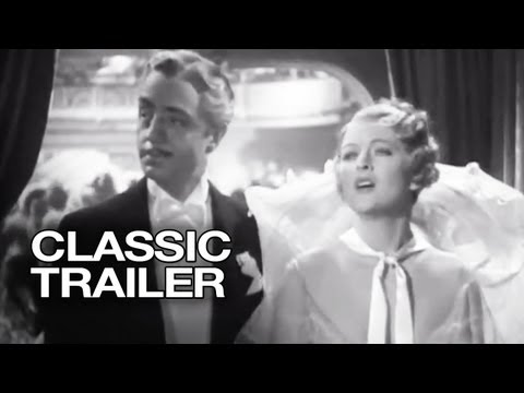 The Great Ziegfeld Official Trailer #1 - Reginald Owen Movie (1936) HD