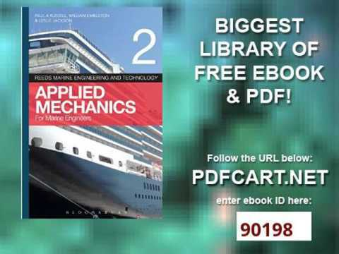Marine pdf series reeds engineering