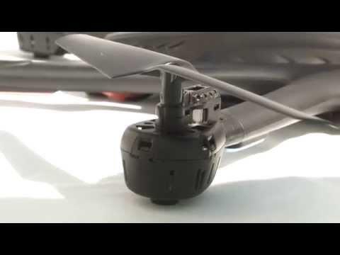 MJX X600 Hexacopter von gearbest.com  Review & Unboxing auf deutsch