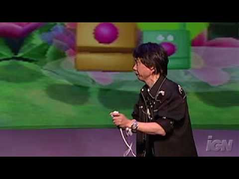 Wii Music - Super Mario Bros theme at E3 2008
