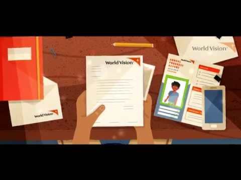 World Vision: Sponsor a Filipino Child